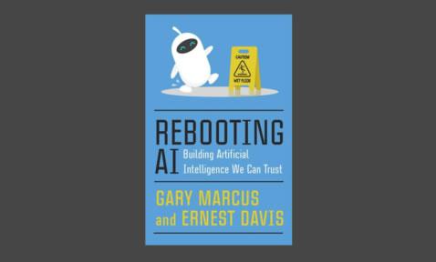 Gary Marcus: Rebooting AI